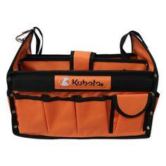 Kubota Soft Tool Case Landscaping Equipment, Lawn Equipment, Snow Removal Equipment, Garage Accessories, Work Site, Kubota, Construction, Shopping, Building
