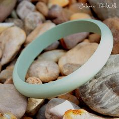 Our work we also realize through designing and painting handmade jewelry. Painted with passion bracelet is made of light wood, which gives it a unique and unrepeatable nature. Handmade Jewelry, Hand Painted, Bracelets, Rings, Handmade Jewellery, Ring, Jewellery Making, Jewelry Rings, Diy Jewelry