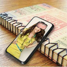 Selena Gomez Hot Smile Singer Idol Star Samsung Galaxy S6 Edge Case