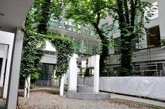 Mi Moleskine Arquitectónico: RICHARD MEIER: MUSEO DE ARTES DECORATIVAS, FRANKFURT
