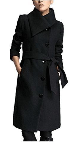 Jackets & Coats Analytical Turn Down Collar Open Stitch Cardigan Women Black Grey Red Long Jackets Long Sleeve Autumn Winter Coat Women Plus Size X2 Women's Clothing
