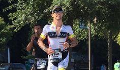 Jenson Button no pudo acabar el Mundial Ironman 70.3 por problemas estomacales