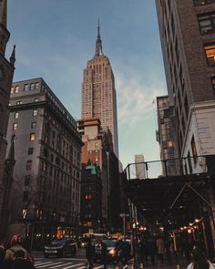 New York Great Travel Inspiration › New York Life, Nyc Life, City Aesthetic, Travel Aesthetic, City Vibe, Dream City, Concrete Jungle, City Photography, Places To Travel