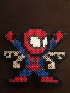 Six-arms Spiderman