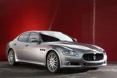 awesome 2010 Maserati Quattroporte Sport GT S Photos (16)