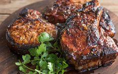 Soy and Honey Pork Chops #ultimatebraaimaster #picknpay