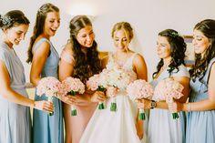 Bridal Preparations | blush bouquet | pastel colours| Luxury weddings | Destination wedding | Wedding in Greece | Greek Island Weddings