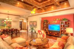 Plantation Bay by ICI Homes - Great Room