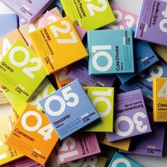 Nel post di oggi presenteremo una raccolta di 10 packagingche utilizzano icaratteri tipograficicome elemento unico ed essenzialeper comunicare con il consumatore e creare un collegamento diretto con il prodotto.