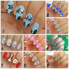 Nailpolis Museum of Nail Art | Monthly Mani Favorites - Dec 2015  by NailsContext