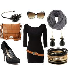 """Ladies Night Out"" by jessicaetaylor on Polyvore"