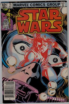 Items similar to Star Wars; Marvel Comics Comic Book,Vintage Star Wars Comic Collectable,First Series Star Wars,Original Star Wars Comic Book Series on Etsy Star Wars Comic Books, Star Wars Comics, Marvel Girls, Deathstroke, Star Wars Poster, Star Wars Art, Power Girl, Jean Grey, Super Marvel