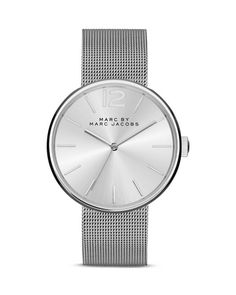 Marc By Marc Jacobs Peggy Mesh Watch, 36mm