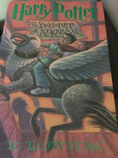 Book #90, finished 10/4/15: Harry Potter and the Prisoner of Azkaban.