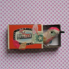 bird in matchbox