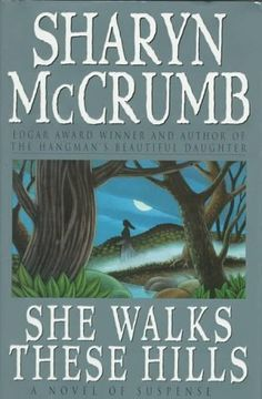 She Walks These Hills (Ballad) [Hardcover] by Sharyn Mccrumb, http://www.amazon.com/dp/B00851MWUM/ref=cm_sw_r_pi_dp_x.6pqb1BWY7WS
