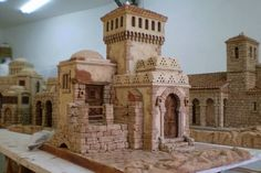 lasmanosdepaula Journey To Bethlehem, Fontanini Nativity, Hirst Arts, Minecraft Decorations, Building Concept, Wargaming Terrain, Modelos 3d, Fantasy House, Elements Of Design