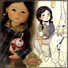 Video of Ten Ping when she was seven..... https://www.youtube.com/watch?v=dBQNBI9kYws