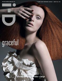 Daniele Duella - Photographers - Editorial - Id Karen Elson (in Collaboration With Iango)   Michele Filomeno
