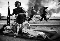 The battle for Saigon in 1968. Philip Jones Griffith—Magnum Photos