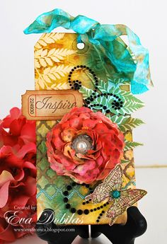 For the love of life: JustRite Papercrafts: Fern And Butterflies