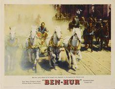 Ben-Hur, US lobby card #5. 1960