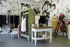 Магазин Comme des Garçons в Берлине