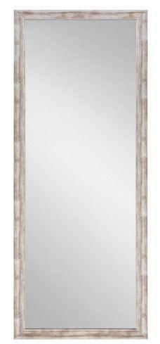 Edler Wandspiegel in Silber Dekor - für ein wohnliches Ambiente