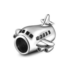 Passenger Flights Charm Silver - I Love Travel - Charms Photo Charms, Vacation Trips, Vacation Travel, Modern Jewelry, Travel Around The World, Personalized Jewelry, How To Memorize Things, Jewelry Design, Schmuck