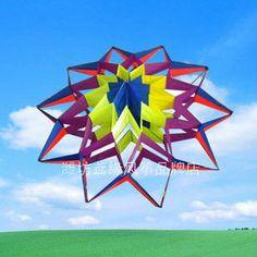 Snow Lotus 3D kite