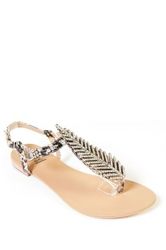 GC Shoes Eve Embellished Sandal by GC Shoes on @nordstrom_rack