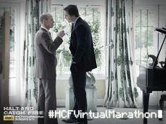 HaltAMC: Grab your coding buddies and start streaming! The #HCFVirtualMarathon begins in one hour!