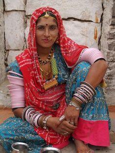 Bijoux du Rajasthan en inde