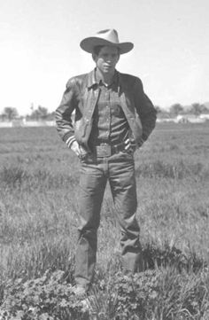 Famous James 'Jim' Shoulders - Cowboy, Rancher & Rodeo Rider from Tulsa - died in Henryetta - gone on, but but his memory remains for many of us still.