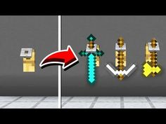 How do you make a tool in Minecraft? # (NO – minecraft Minecraft Pe, Minecraft Villa, Minecraft Kunst, Minecraft Redstone, Minecraft Banners, Amazing Minecraft, Minecraft Construction, Minecraft House Designs, Minecraft Blueprints