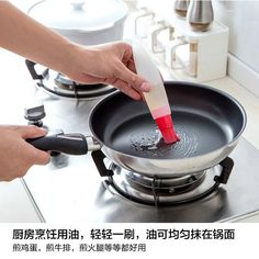 Silicone Baking BBQ Bakeware Cake Pastry Bread Oil Cream Cooking Basting Brush