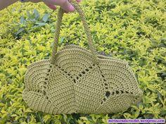 Otra linda Carterita….bien fácil!!!! | Mi Rincon de Crochet                                                                                                                                                                                 Más