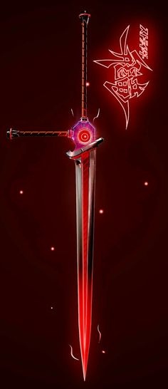 Fan art of Cypher, Strider Hiryu's sword created by Capcom ! Rendered in Marmoset Toolbag 3 Anime Weapons, Sci Fi Weapons, Weapons Guns, Fantasy Sword, Fantasy Armor, Fantasy Weapons, Sword Drawing, Sword Art, Cool Swords