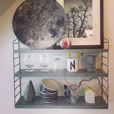 String Pocket, I Shop, Moon, Plates, My Love, The Moon, Licence Plates, Dishes, Griddles