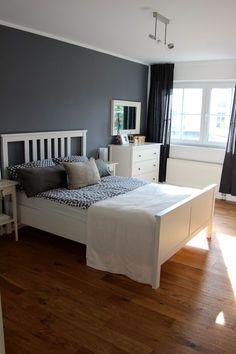 Ikea-Schlafzimmer
