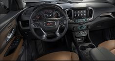 2018 GMC Terrain Interior Features