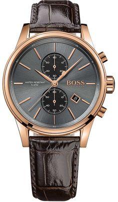 Hugo Boss Watch Mens Chronograph