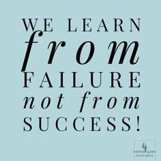 """18 Likes, 1 Comments - Karina Jules (@karina_jules) on Instagram: """"Some of us usually look at failure as a negative thing, but if you learn from these failures you…"""""""