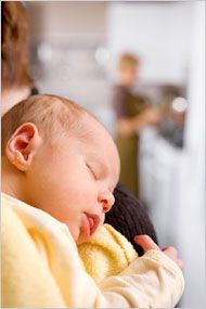 Study: Most Moms Give Up on Breast-Feeding #BravadoMamaSearch