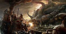kraken wallpaper | Steam Punk Kraken Wallpapers, Steam Punk Kraken Myspace Backgrounds ...
