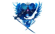 Sayaka oktavia von seckendorff blue eyes hair (2000x1250, von, blue, eyes, hair)  via www.allwallpaper.in