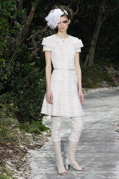 Chanel Haute Couture primavera-verano 2013