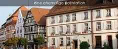 → HOTEL RESTAURANT DE LA COURONNE WISSEMBOURG - OFFIZIELLE WEBSITE - 2-STERNE-HOTEL CHARME ELSASS
