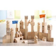 Castle Building Block Accessory Set