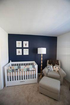 Gender Neutral Crib Bedding Modern Arizona Baby Nursery Set